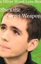 She's the Secret Weapon ~ An Oliver Wood Love Story by gryffindormargot