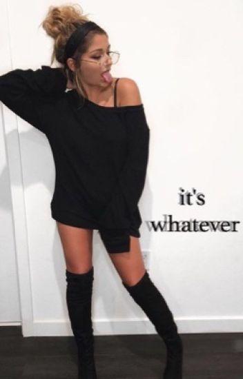 it's whatever || sebastian stan
