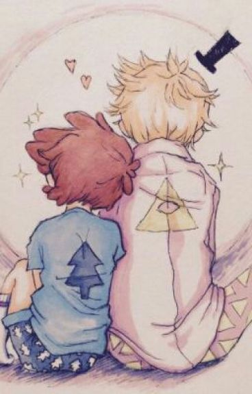 (Boy Love): Bill Cipher X Dipper Pines