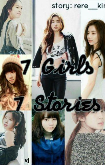 7 Girls 7 Stories
