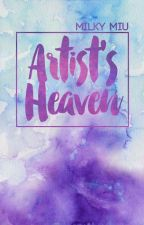 Artist's heaven by -_Millkiie_-
