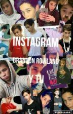 Instagram (Brandon Rowland & Tu) by VaneSartorius