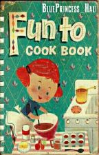 ☕FUN TO COOK BOOK☕ by BluePrincess_Hali
