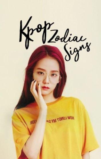 Zodiac Signs   KPOP