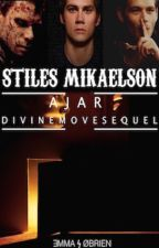 AJAR ϟ Stiles Mikaelson (BAMF/ TEEN WOLF) by superman1011