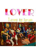 LOVER[COMPLETE][BTS+FICTIONAL GIRL][IMA][FF:LONGFIC] by bangtanboys2k