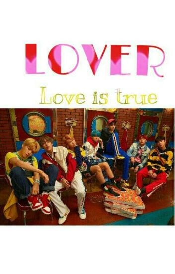 LOVER[COMPLETE][BTS+FICTIONAL GIRL][IMA][FF:LONGFIC]