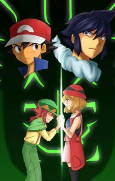 The crisis in Kalos (Pokemon)- Amourshipping and Marrisonshipping
