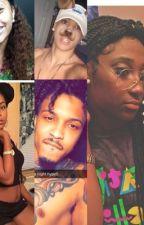 My thug love  by anthony_nigga