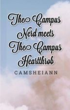 The Campus Nerd meets The Campus Heartthrob by crimson_baequeen
