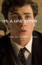 It's A Love Story (Albus Potter Love Story //Harry Potter Fan Fiction) by SlytherinGirlie4ev