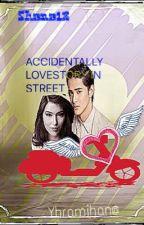 Accidentally lovestory in street (Ybramihan) by Mizukisamalovely43