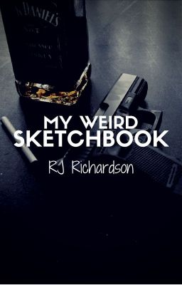 My Weird Sketchbook (upgraded)