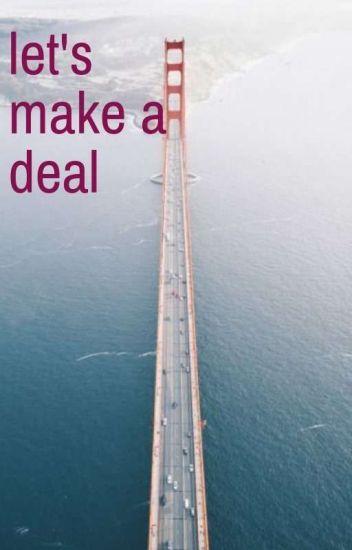 let's make a deal $ cake