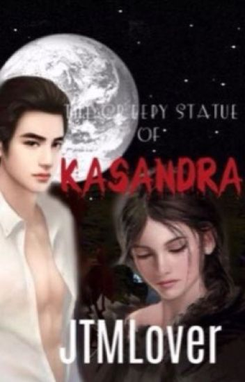 The Creepy Statue of Kasandra Book 1 'The Piano' #YFBookAwards2018