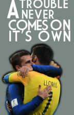 A trouble never comes on its own. by Pylloris