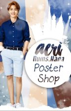 [C L O S E D ] AeriNumsHana Poster Shop by mrfrhana