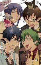 Blue Exorcist Mpreg Drabbles  by FanficsandBands