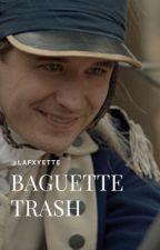 BAGUETTE TRASH by lafxyette