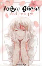 Tokyo Ghoul » self-ships [zawieszone] by Shiremi