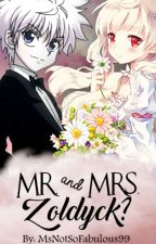 Mr. and Mrs. Zoldyck? by MsNotSoFabulous99
