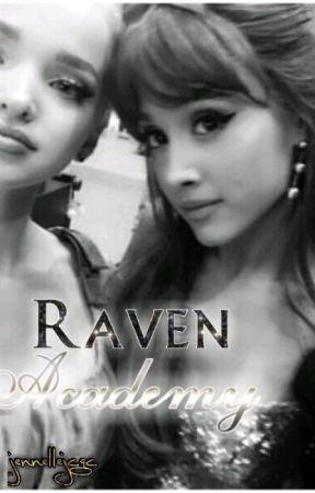 Raven Academy⇨Previously: Once Upon A Destiny⇦ by jennellejcgc