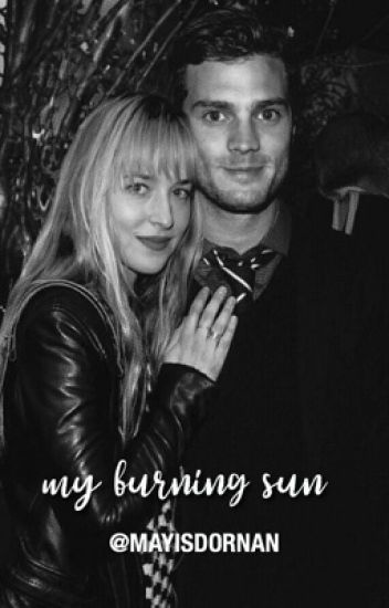 Damie • My burning sun.