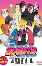 Boruto/ Naruto Gaiden Facts by talyyda