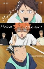 Haikyuu Headcannons by hqempress