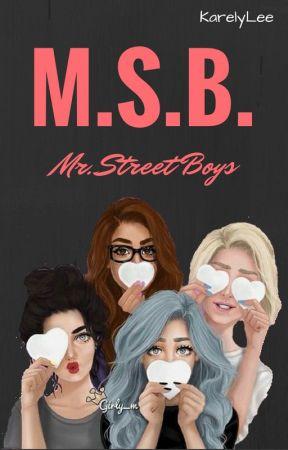 Mr. Street Boy  {PAUSADA} by karelyLee