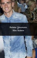 Antoine Griezmann. Mon histoire by Precieuse07