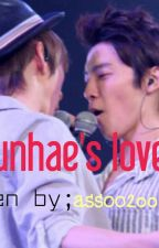 Eunhae's Love by Assoo2002Iraq