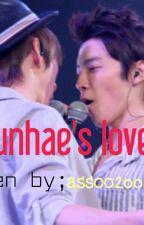 Eunhea's Love by Assoo2002Iraq