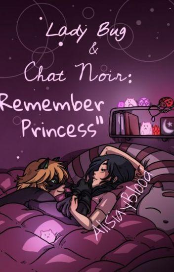 """Леди Баг и Кот Нуар: """"Вспомни, Принцесса!"""""""