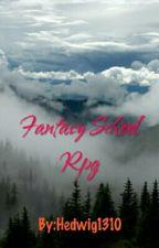 Fantasy School Rpg by Hedwig1310
