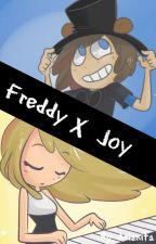 ♥Algo más que Amistad♥(FREDDY/FRED X JOY) by ArianaEspinozaSanez