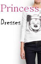 Princess dresses by EmilyW28