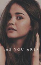 AS YOU ARE [SEBASTIAN STAN] by luminite