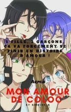 Mon amour de coloc' [Armin] by Shirine_n