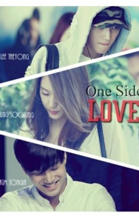 [KAI-KRYSTAL-TAEYONG] ONE SIDE LOVE by dewioktaviani5_