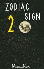 Zodiac Sign 2 - Sternzeichen by Miss_Nox