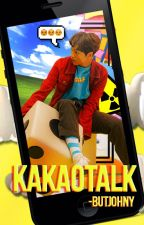 Kakaotalk ➳ Haechan by -butjohnny