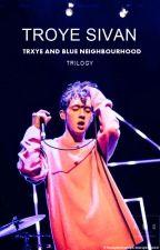 Troye Sivan • (Trxye and Blue Neighbourhood Trilogy) by louisphotograph