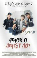 Amor o Amistad ❤❤❤❤❤❤ Cnco y Tu by JazminValencia1715