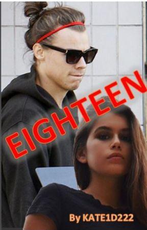 EIGHTEEN (H.S) by kate1d222