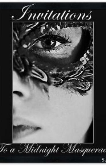 Invitation to a Midnight Masquerade.