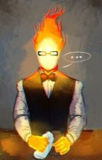 (Grillby x reader) *•heated love•* by Creepy_pasta_freak