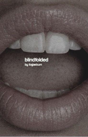 blindfolded | STRANGER THINGS