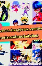 Miraculous Ladybug  Comics ,memes ,e Informacion. by VictoriaMBernal