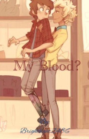My blood? (Billdip fanfic)